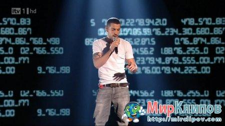 Shayne Ward - Gotta Be Somebody (Live, The X Factor, 07.11.2010)