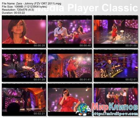 Зара - Johnny (Live, Фабрика Звезд. Возвращение, 2011)