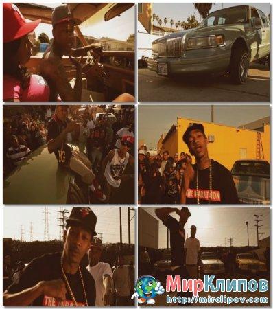 YG Feat. Tyga & Nipsey Hussle - Bitches Aint Shit