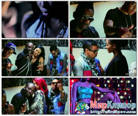Shaggy Feat. Mavado - Girlz Dem Luv Me