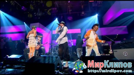 Black Eyed Peas - Dum Diddley (Live, BBC Later With Jools Holland)