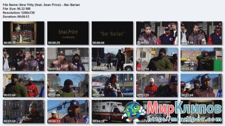 New Yitty Feat. Sean Price – Bar-Barian