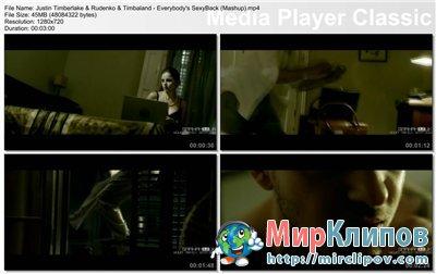 Justin Timberlake Feat. Leonid Rudenko & Timbaland - Everybody's SexyBack (Mashup Remix)