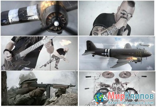 Sabaton - Screaming Eagles