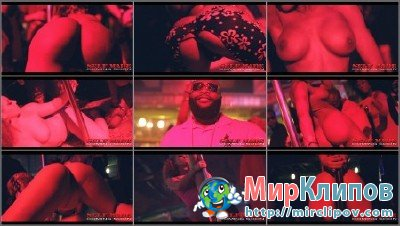Rick Ross Feat. Wale – Make It Rain (Remix) (Uncensored)