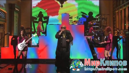 Cee Lo Green - Forget You (Live, SNL, 16.04.2011)