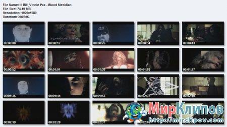 Ill Bill & Vinnie Paz - Blood Meridian