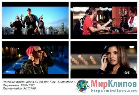 Alexis & Fido Feat. Flex - Contestame El Telefono