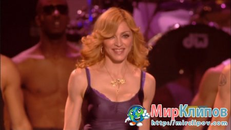 Madonna - Hung Up (Live, MTV EMA, 2005)