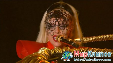 Lady Gaga - You And I (Live, The Oprah Winfrey Show, 05.05.2011)