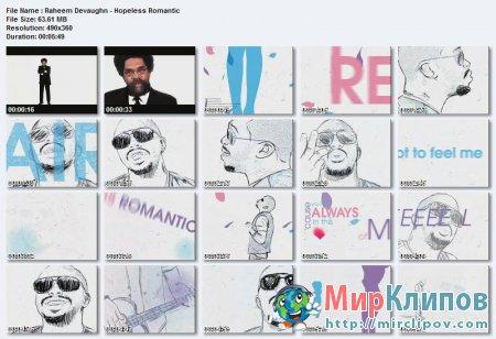Raheem Devaughn - Hopeless Romantic