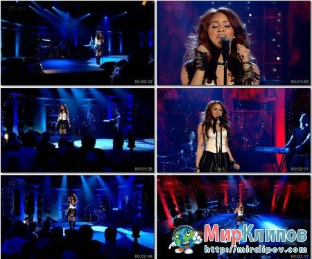 Alexis Jordan - Hush Hush (Live)
