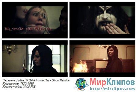 Ill Bill Feat. Vinnie Paz - Blood Meridian