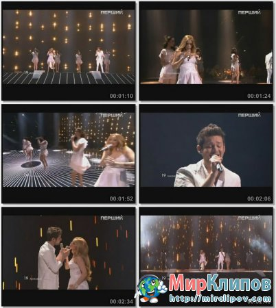 Ell & Nikki (From Azerbaijan) - Running Scared (Live, Eurovision, Germany, 2011)