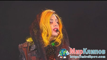 Lady Gaga - Poker Face (Live, Monster Ball Tour)