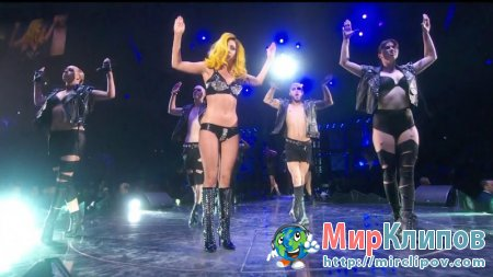 Lady Gaga - Telephone (Live, Monster Ball Tour)