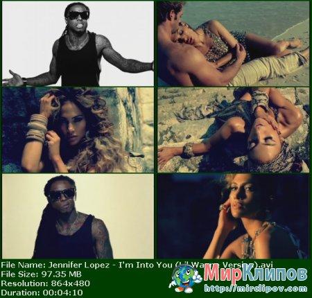 Jennifer Lopez Feat. Lil Wayne - I'm Into You (2nd Version)