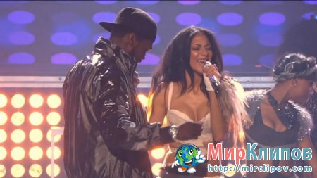 Nicole Scherzinger Feat. 50 Cent - Right There (Live, American Idol, 19.05.2011)