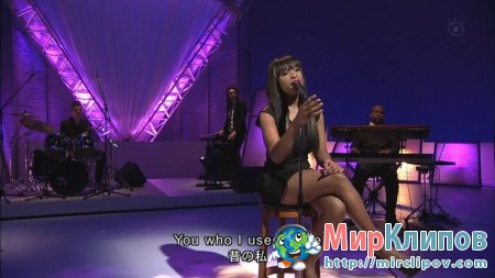 Jennifer Hudson - I Remember Me (Live, Music Fair, 21.05.2011)