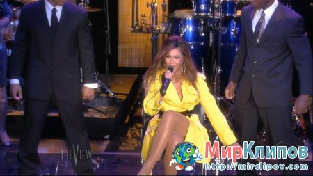Beyonce - Ring The Alarm (Live, The View, 11.09.2006)