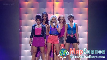 The Saturdays - Notorious (Live, So You Think You Can Dance, 21.05.2011)