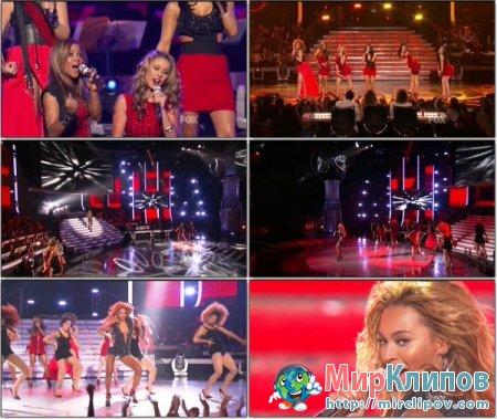 Beyonce - Medley (Live, American Idol, 25.05.11)