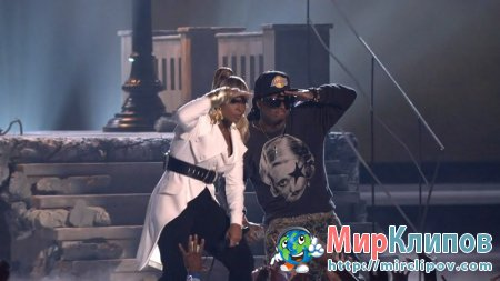 Mary J. Blige Feat. Lil Wayne - Someone To Love Me (Naked) (Live, Billboard Music Awards, 2011)