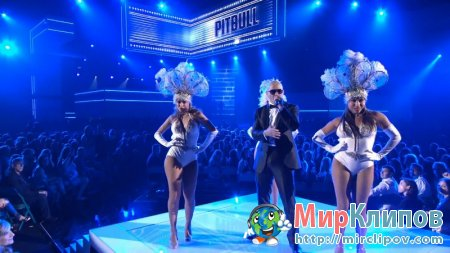 Pitbull Feat. Ne-Yo - Give Me Everything (Live, Billboard Music Awards, 2011)