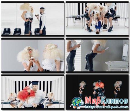 Gravitonas Feat. Roma Kenga - Everybody Dance
