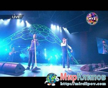 Градусы - Голая (Live, Премия Муз-Тв, 03.06.2011)