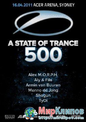 A State Of Trance 500 (Live, Sydney, 16.04.2011)