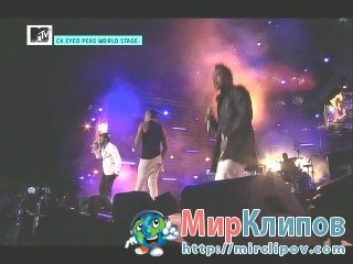Black Eyed Peas - I gotta feeling (live in Malta)