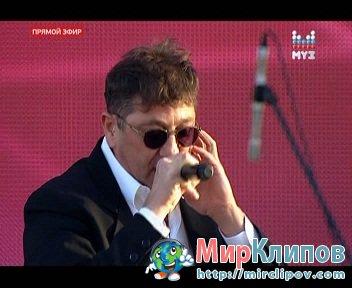 Григорий Лепс - Настоящая Женщина (Live, Россия Молодая)