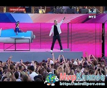 Влад Соколовский - Ближе К Небу (Live, Россия Молодая)