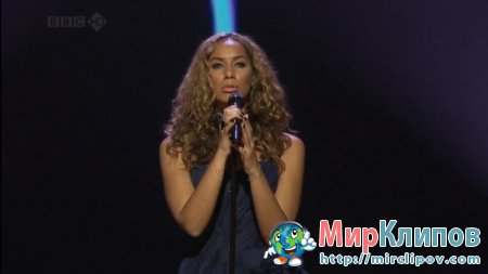 Leona Lewis - Run (Live, Royal Variety Performance, 17.12.2008)