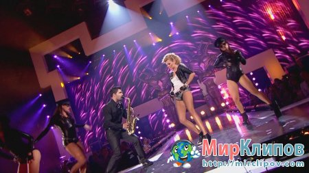 Alexandra Stan - Mr. Saxobeat (Live, Eska Music Awards, 2011)