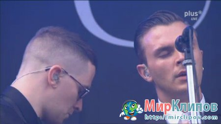 Hurts - Live Perfomance (Rock Am Ring, 04.06.2011)