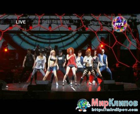 Gorchitza - Final Cut (Live, Премия Муз-Тв, 03.06.2011)