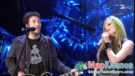 Avril Lavigne - Smile (Live, Schlag Den Raab, 04.06.2011)