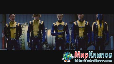 Take That - Love Love (OST X-Men)