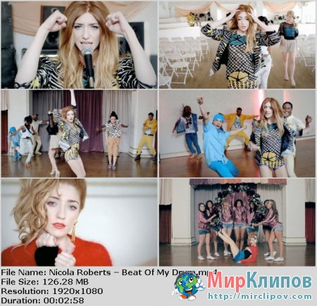 Nicola Roberts - Beat Of My Drum