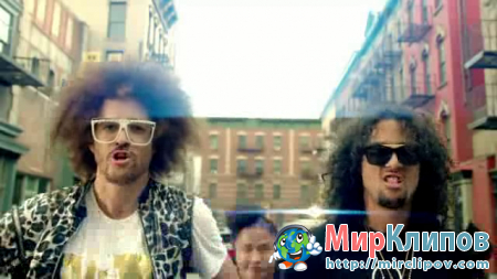 LMFAO Feat. Lauren Bennett Goon Rock - Party Rock Anthem (Nils van Zandt Remix)