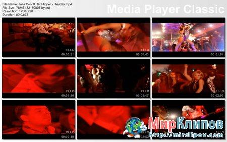 Julia Cool Feat. Mr Flipper - Heyday