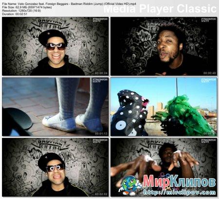Vato Gonzalez feat. Foreign Beggars - Badman Riddim (Jump)