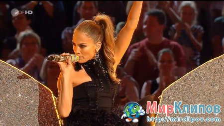 Jennifer Lopez - On The Floor (Live, Wetten Dass, 18.06.2011)