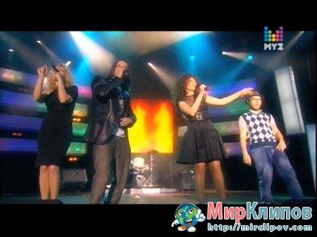 БандЭрос - До Весны (Live, Горячая 10-ка Муз-ТВ, 2010)