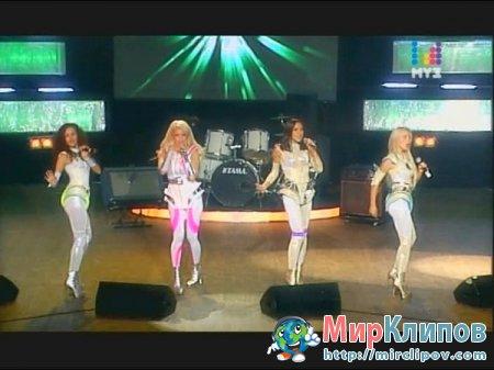 Блестящие - Шар (Live, Горячая 10-ка Муз-ТВ, 2010)