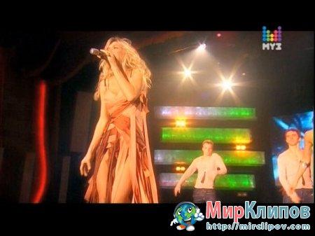 Вера Брежнева - Рядом С Тобой (Live, Горячая 10-ка Муз-ТВ, 2010)