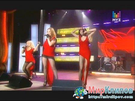 Виа Гра - День Без Тебя (Live, Горячая 10-ка Муз-ТВ, 2010)