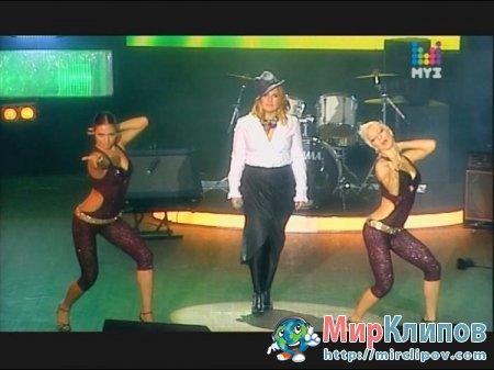 Ева Польна - Парни Не Плачут (Live, Горячая 10-ка Муз-ТВ, 2010)